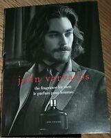 john varvatos *the fragrance for men* EDT .05 oz/1.5 ml Carded Sample Spray Vial