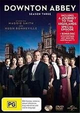 DOWNTON ABBEY Season 3 : NEW DVD
