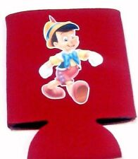 New listing Pinocchio beer soda Can koozie
