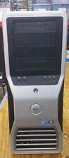 DELL PRECISION T7500 (2x) Xeon X5550 2.66GHz QUAD w/Turbo 48GB 2TB  NVS295