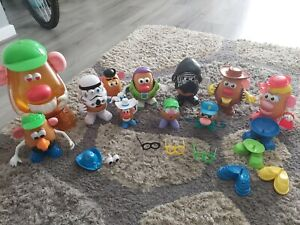 Mr Potato Head Bundle and Spares