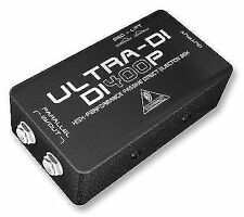 Behringer Ultra-di DI400P Passive Di-box