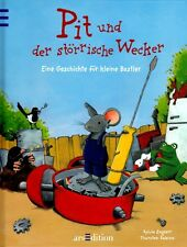 Pit und der störrische Wecker von Thorsten Saleina NEU