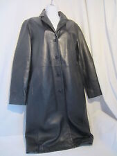 INC International Concepts Regular Leather Basic Women's Coats & Jackets