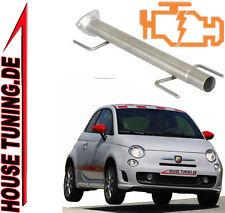 Tubo Rimozione Eliminazione FAP DPF Downpipe Fiat 500 1.3 Mjet 75 cv Sport T3