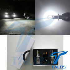 2x H4 Super White Bright LED Car Headlight Headlamp Bulbs Dodge Neon Caliber