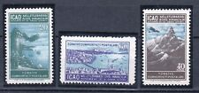 TURCHIA-TURKEY 1950 congresso ICAO A19-21 MNH