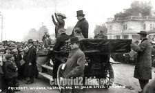 1911 - OREGON Salem Photo President Taft WELCOME VISIT