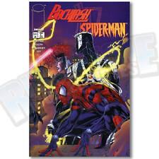 BACKLASH / SPIDER-MAN #1 VF-NM