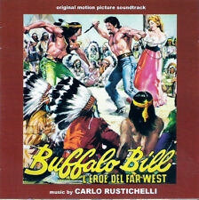 Carlo Rustichelli: Buffalo Bill L'Eroe Del Far West (New/Sealed CD)