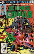 King Conan  #12 comic 1982        Whitman