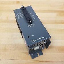 Allen Bradley 1771-P2, Series B, 1/.5Amps, 120/220V, 50/60Hz. Power Supply