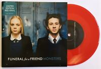 FUNERAL FOR A FRIEND MONSTERS UK 7 INCH VINYL RECORD BRAND NEW