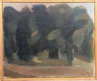 Impressionist Hans Erikson - Landscape at Varberg in Sweden 35,5 x 43,5