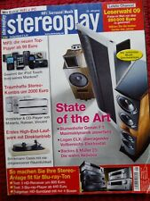 STEREOPLAY 1/09,ROKSAN KANDY K 2,VINCENT CD S 4,SV 232,MARANTZ SA 8003,PM 8,