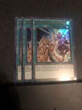 3x Synchro Transcend 1st Edition Ultra Rare DUOV-EN041 Yu-Gi-Oh!