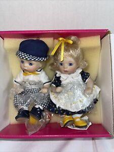 Marie Osmond Tiny Tots Jack and Jill VIntage Amour Doll Set C59128
