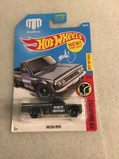 2017 Hot Wheels HW Daredevils #286/365 Mazda REPU #1/10 Dark Grey Variation B28