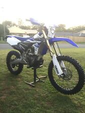 Yamaha Wrf 250 2015 model