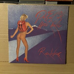 Roger Waters - The Pros And Cons Of Hitch Hiking Vinyl LP Record Album Floyd