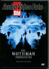DVD - The Mothman Prophecies
