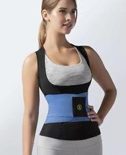 Hot Shapers: Women's Blue Waist Trainer - Size XL