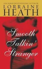 Smooth Talkin' Stranger by Lorraine Heath-Paperback-XX 982