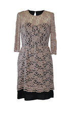 ** Whistles ** Lace Layer Dress ** UK 10 **