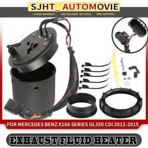 Diesel Heating Tank Unit for Mercedes Benz X166 Series GL350 2012-2015 3.0L SUV