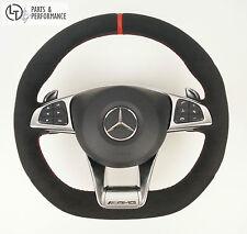 ALCANTARA Lenkrad für Mercedes-Benz AMG W222 W217 W205 W218 W176 W117