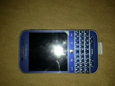 BlackBerry Classic Q20 SQC100-4 Blue Edition Unlocked New