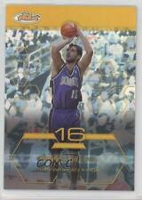 2002-03 Topps Finest Gold Refractor /25 Peja Stojakovic #16