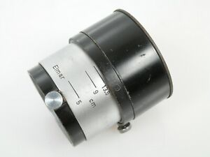 Leitz Universal Gegenlichtblende Variable lens hood FIKUS 5-13,5cm Summar Hektor