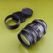 M42, Pentacon 2.8 / 135, (ORESTOR type), preset 2.8/135 mm 2,8 #7417057 ☆☆☆