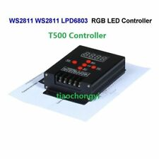 T-500  Intelligent RGB Pixel Module Controller For WS2801 WS2811 LPD6803