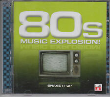TIME LIFE 80s Music Explosion SHAKE IT UP Various Artists 2CD Ambrosia Cars Devo