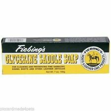 Fiebings Glycerine Saddle Soap Bar Leather