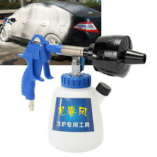 Auto Car Cleaning Washing Foam Spray Tool Kit Tornado Interior Air Cleaner