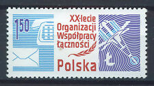 POLONIA/POLAND 1978 MNH SC.2283 Post and Teleco.of Warsaw Pact Countries