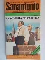 La scoperta dell'AmericaSanantonio Mondadoriinchieste commissario sana' 81