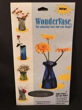 Wonder Vase, Reusable Vase You Can Shape & Reshape Frosted Clear - Medium