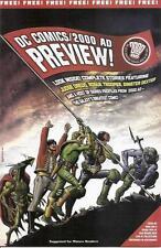 Dc Comics / 2000 Ad . Preview #1. Dc . 2004 . Near Mint-Mint