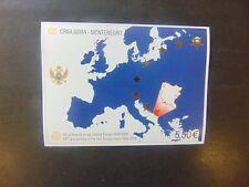 Il Montenegro blocco 3 post freschi ** - 50 J. EUROPA CEPT vedere immagine (20,00)