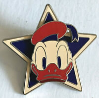 Disney Collector Pin Donald Duck American Stars LE 2,000 WDW 2005