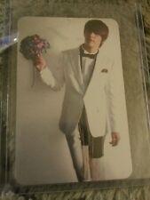 Beast dongwoon midnight sun limited ed official Photocard  Card Kpop K-pop