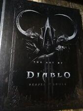 NEW Diablo III 3 Reaper of Souls Artbook Art Book Collector's Edition PC