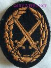 IN9487 - INSIGNE TISSU PATCH Brevet Militaire Professionnel bronze