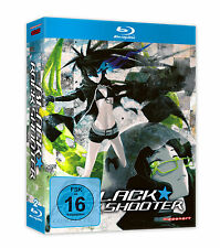 Black Rock Shooter Blu-Ray Edition