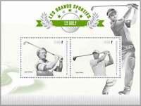 2018 Golf Tiger Woods and Jack Nicklaus sport