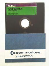 Turtle Toyland Jr. 1983 HES Brisbane Commodore C64 computer game c64